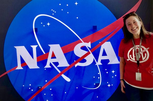 MIE Alumna at NASA
