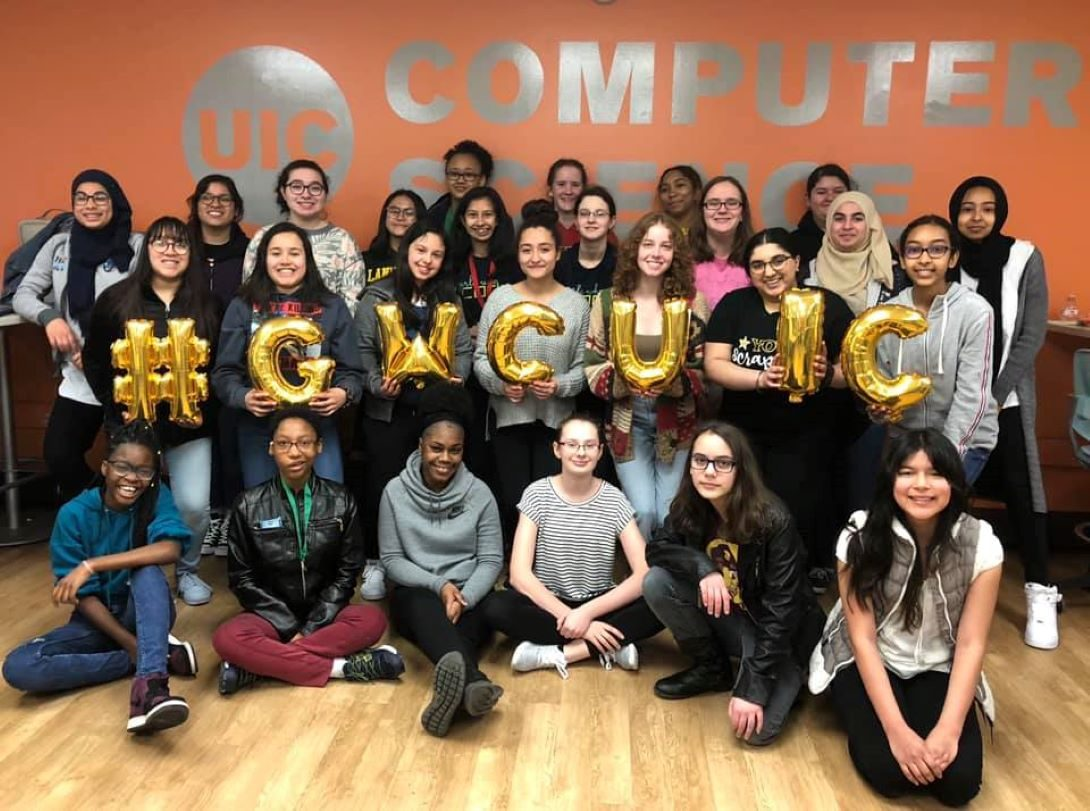 Uic Summer 2020.Girls Who Code At Uic Club Women In Engineering Programs